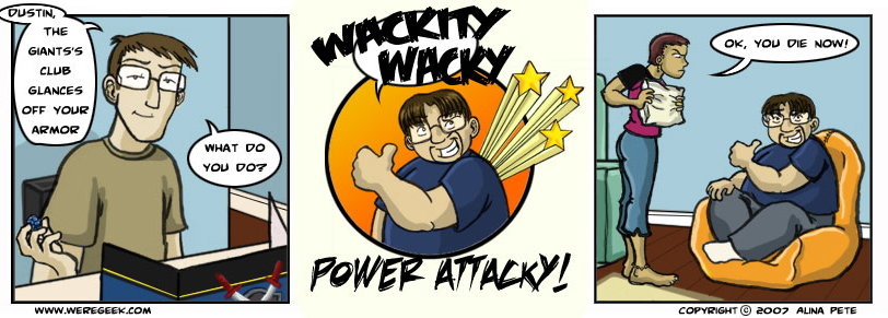 Power Attack!