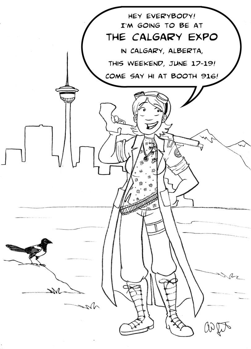 Calgary Expo!!
