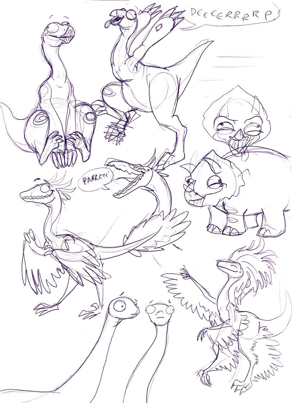 Derpasaurus!