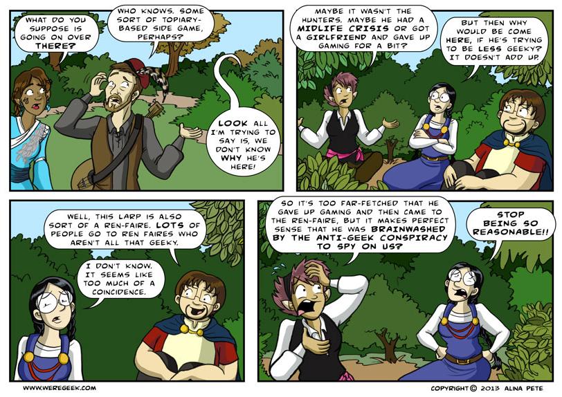 Topiary Cameo