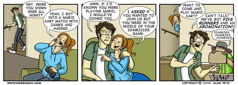 Zombieszombieszombies