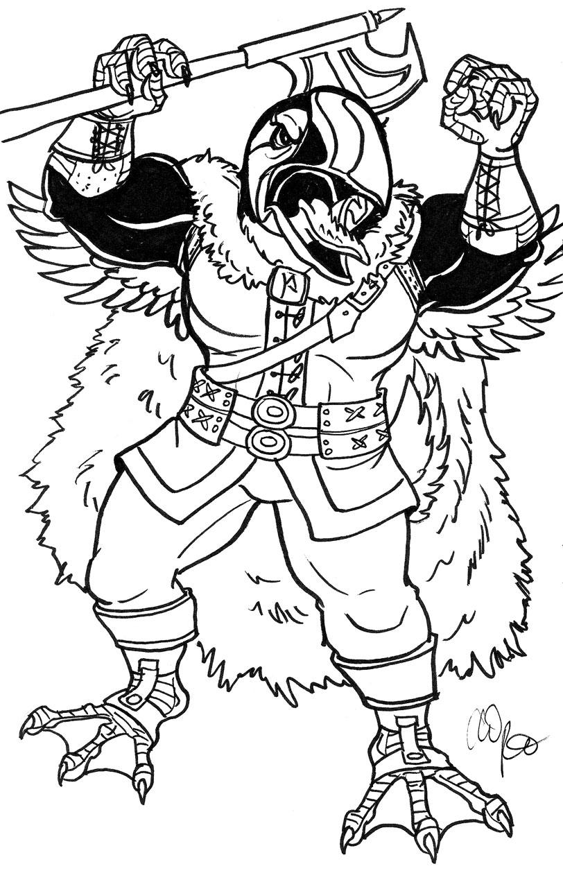 Viking Puffin