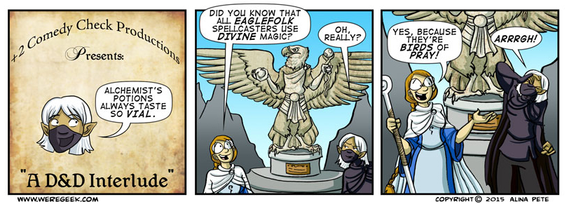 Holy Eagles, Batman